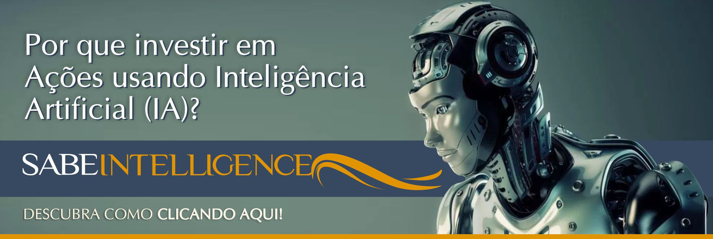 Por que investir em Ações usando Inteligência Artificial (IA)?